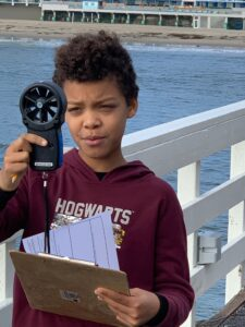 Students Receive President's Environmental Youth Award for Shark Conservation Project